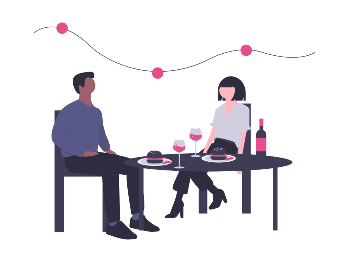 Dine (ダイン)はデートに特化したマッチングアプリ!体験談をもとに徹底解説